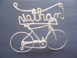 custom your own name bike personalized bicycle decor gifts