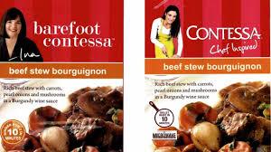 li u0027s barefoot contessa sues california company over unauthorized
