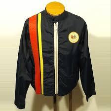 corvette racing jacket vintage corvette chevrolet racing jacket vintage as worn