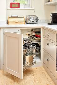 30 corner drawers and storage solutions for the modern kitchen design ideas elegant corner cabinets with pullout racks and smart