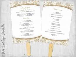 program for wedding ceremony template free wedding program template word template business