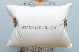 queen bed pillows perfect pillow sizes standard queen or king au lit fine linens