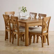 20 oak dining set 6 chairs dining room ideas