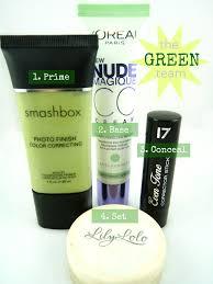 smashbox green makeup primer mugeek vidalondon