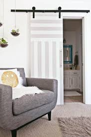 Barn Door Ideas For Bathroom Sliding Door Solution For Small Spaces U2013 A Beautiful Mess