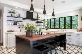 White Kitchen Cabinets Design 58 Enviable Black And White Kitchen Remodel Design Coo Architecture