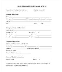 release of personal information form form mv 15gc general consent