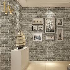 Textured Wall For Bedroom Online Get Cheap Brick Wallpaper Textured Aliexpress Com