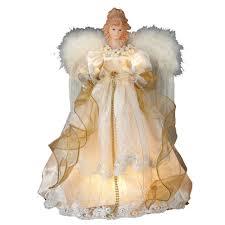 angel for christmas tree top christmas lights decoration