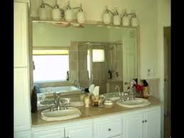 bathroom wall mirror ideas bathroom wall mirror ideas youtube