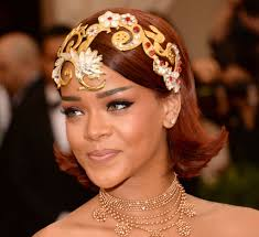 hair accessories hair accessories at the met gala 2015 popsugar beauty