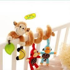 jouet siege auto lit bébé jouet singe mignon de design du nouveau jouets