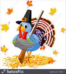 cartoon turkeys for thanksgiving holidays cartoon turkey with with a gun stock illustration