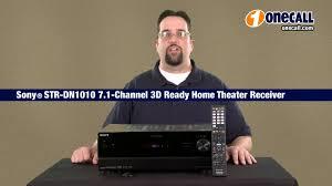 str dh810 manual closer look sony str dn1010 receiver youtube