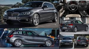bmw 2016 bmw 1 series 3 door 2016 pictures information u0026 specs