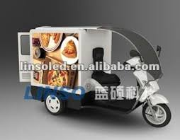 outdoor led mobile advertising scooter mini electric trailer buy