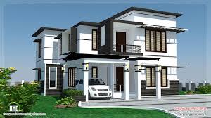 February Kerala Home Design Floor Plans Modern House Designs - Modern home designs