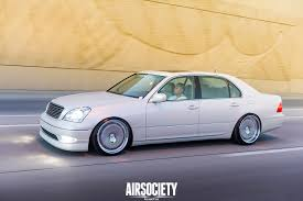 lexus ls430 rims dropped daily ted huynh u0027s lexus ls430 airsociety