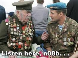 Russian Army Meme - image military humor soldier russia listen here noob meme jpg