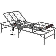 Adjustable Beds Frames Pragmatic 14 High Profile Dual Adjustable Steel Bed Frame With