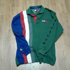 vintage hilfiger sweaters vintage hilfiger outdoor polo clothing shoes in san