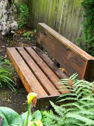Easy Wooden Bench Plans Building Wooden Garden Bench Woodworking Plans Amp Project Wood