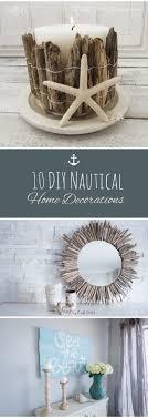 diy nautical home decor 10 diy nautical home decorations sand between my piggies
