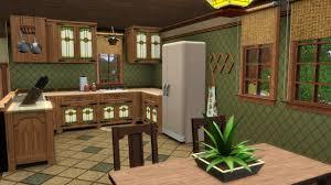 sims 3 cuisine tapis de cuisine marron photos de design d intérieur et