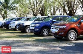 Ford Ranger - ford ranger 2018 qué cambió mega autos
