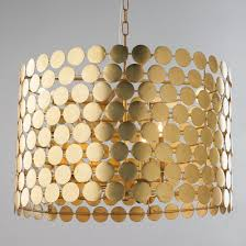 Gold Chandelier Light Drum Shade Chandeliers Shades Of Light