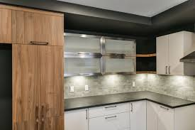 frosted glass kitchen wall cabinets 4 ways glass cabinets can improve your kitchen inspirationfeed