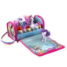 my pony purse ultimate pony purse w bonus pony perpetual play