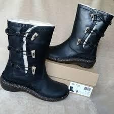 womens ugg kona boots s black ugg mid calf boots on poshmark