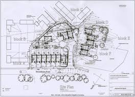 construction site plan lancaster associates chartered architects residential projects