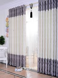 plaid simple overtock insulated bedroom casual home curtains