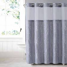 Silver Shower Curtains Shower Curtains Shower Curtains For Bed U0026 Bath Jcpenney