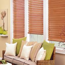 Painting Wood Blinds Gemini Blinds Ny Hunter Douglas Wood Blinds Offer The Widest