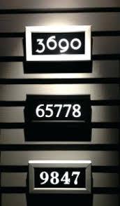 light up address sign solar street number signs light up address signs adca22 org