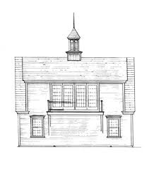 Classic Colonial Floor Plans by Colonial Style House Plan 4 Beds 2 50 Baths 2748 Sq Ft Plan 530 4
