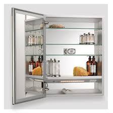 Medicine Cabinets For Bathroom by Illume Collection Rectangle Backlit Led Medicine Cabinets W Inside