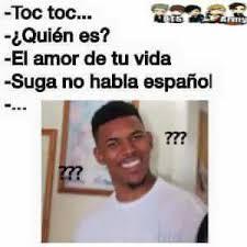 Memes En Espa Ol - bts memes en español no habla español bts memes and bts memes