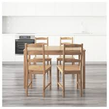 Dining Table And Chairs Ikea Ordinary Ikea Wood Dining Table Jokkmokk Table And 4 Chairs Ikea