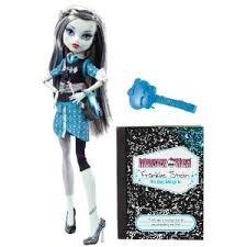 monster frankie stein doll diary 14 49 u0026 monster