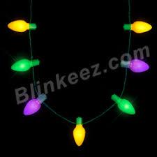 jumbo mardi gras mardi gras 2 big jumbo bulbs light strand necklace