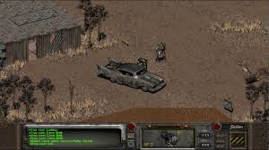 Fallout 2 Map by Fallout 2 Restoration Project Let U0027s Play 056 Molerat Village Youtube