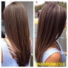 partial red highlights on dark brown hair dark brown hair with caramel highlights before hair