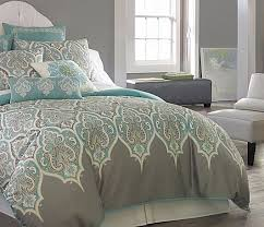 Teal And Grey Bedding Sets Blue And Grey Comforter Sets Gray Bedding Simple Of Target Bed 8