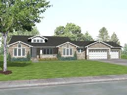 style ranch homes craftsman style ranch home plans lovely craftsman style ranch house