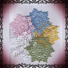 69 best crochet snowflakes images on pinterest crochet