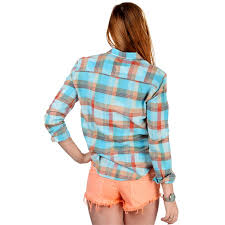 light blue button down shirt women s obey clothing ros button down shirt women s evo